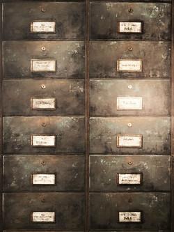 Mail Boxex 1535