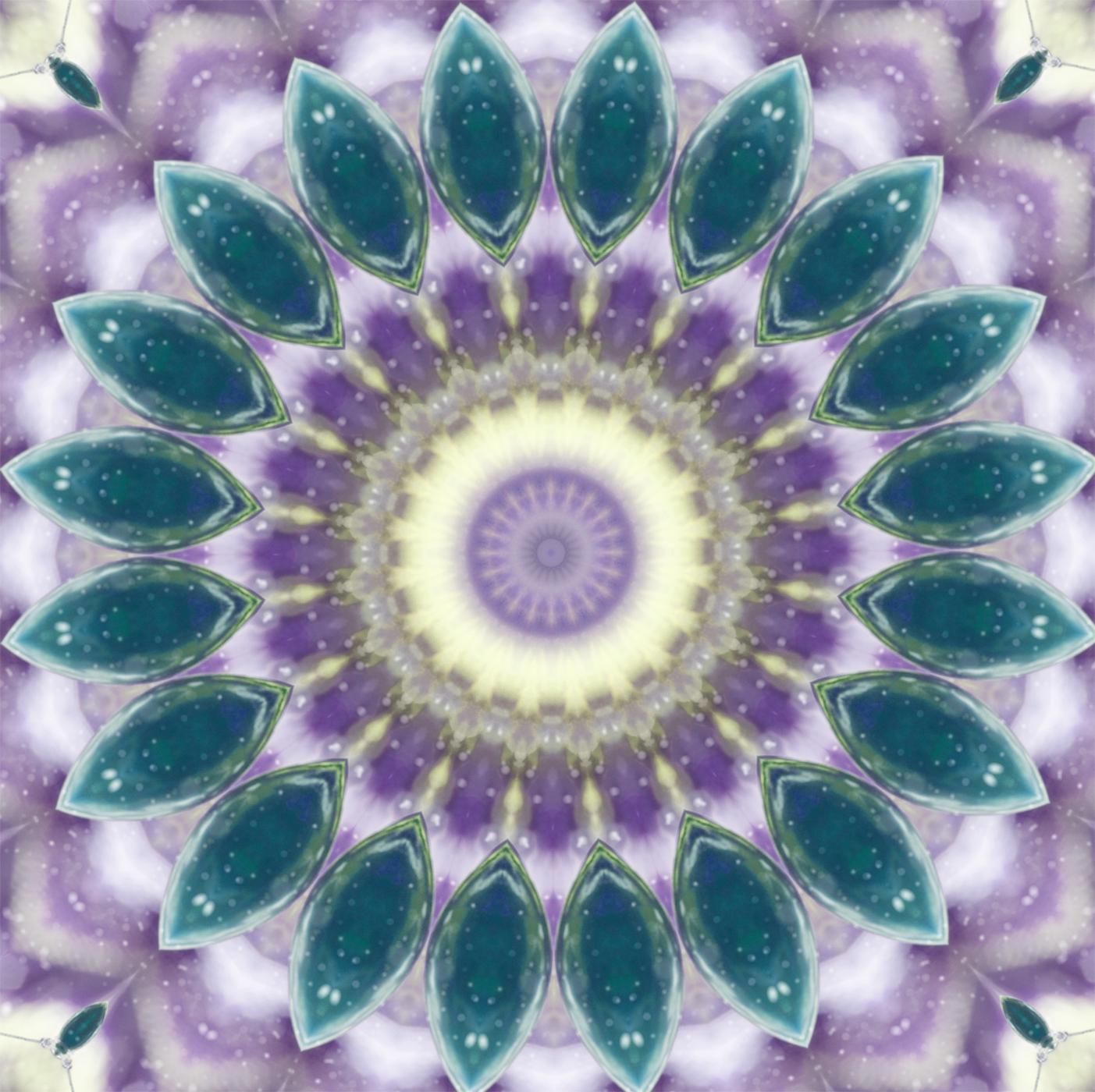 kaleidoscope purple 1 - 1767
