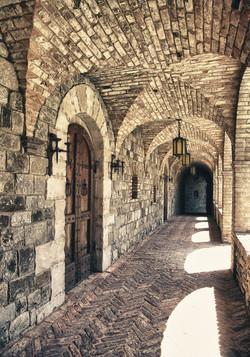 Napa California Castle Hall