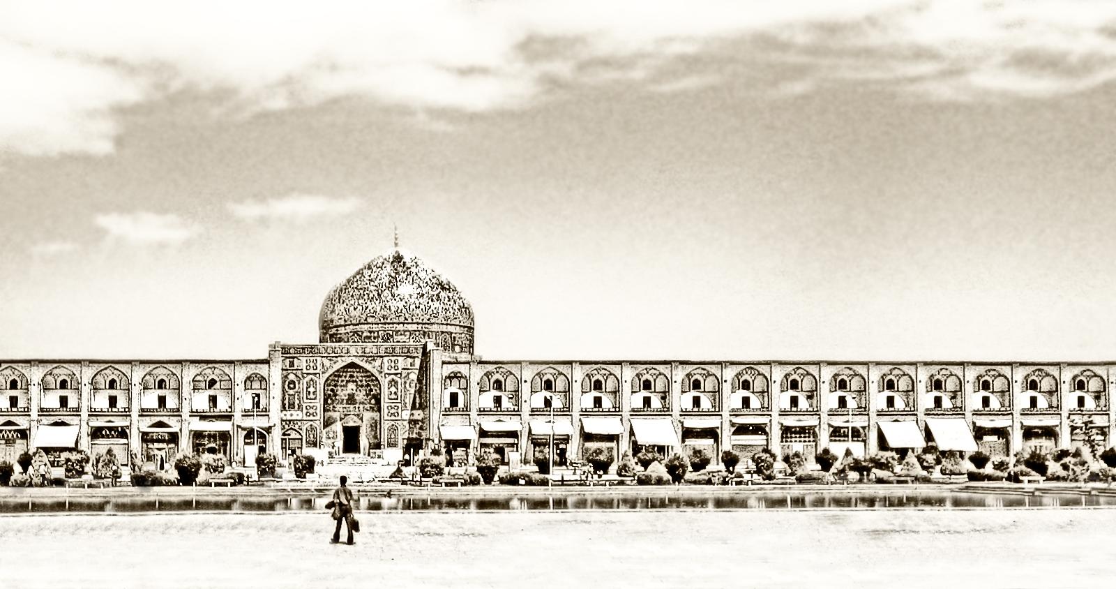 Isfahan Iran 322