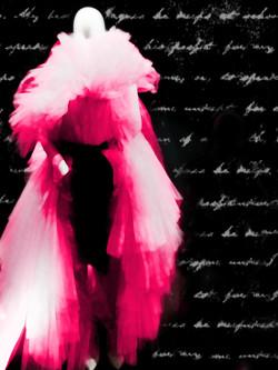 Gaultier Coture Pink 073