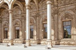 Arches of Citadel   Cairo Egypt 9984