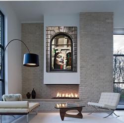Reflections of Art Modern Pop Art