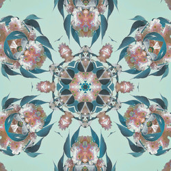Cherry Blossom Kaleidoscope 2828-2