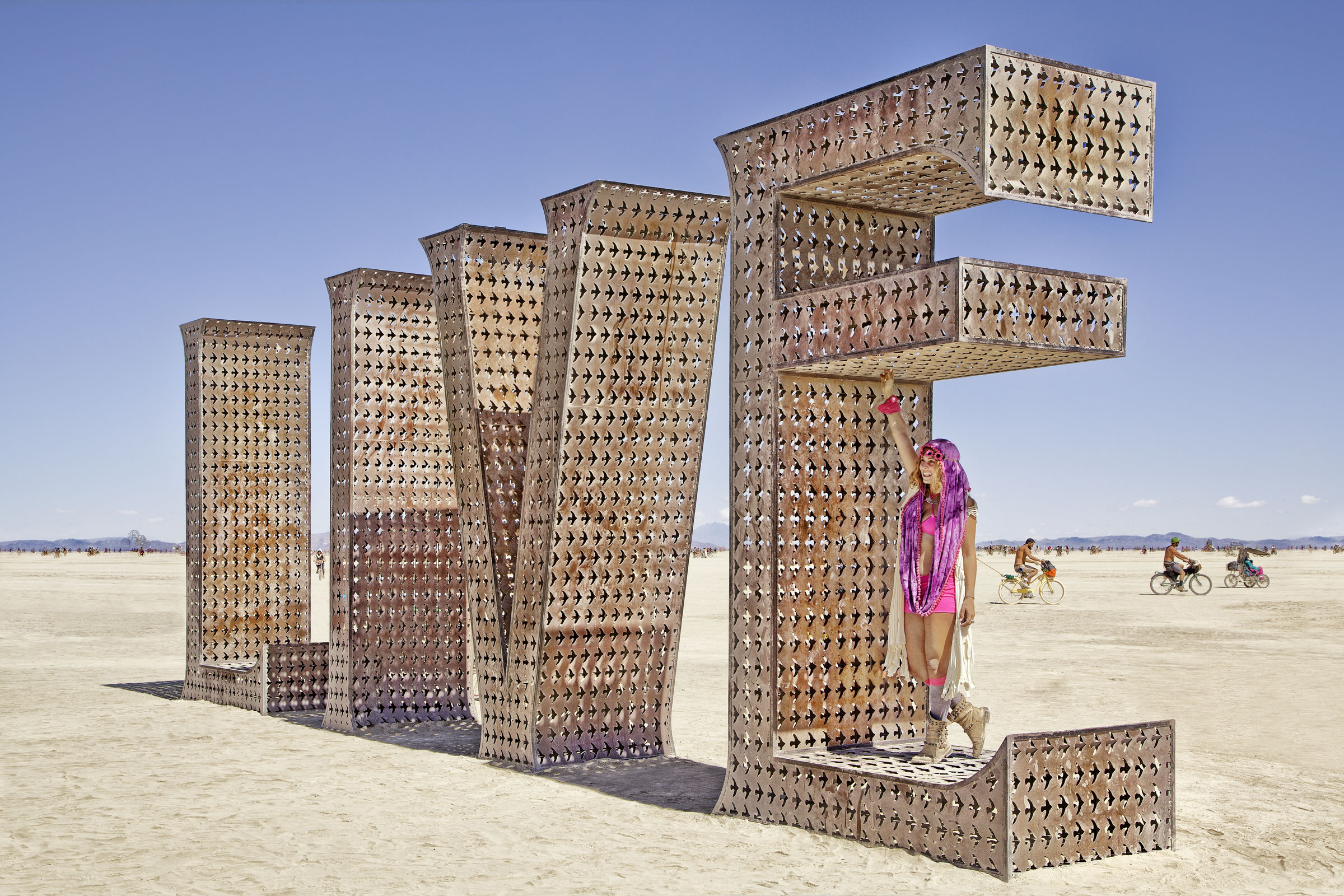 Burning Man 2015 | 2312