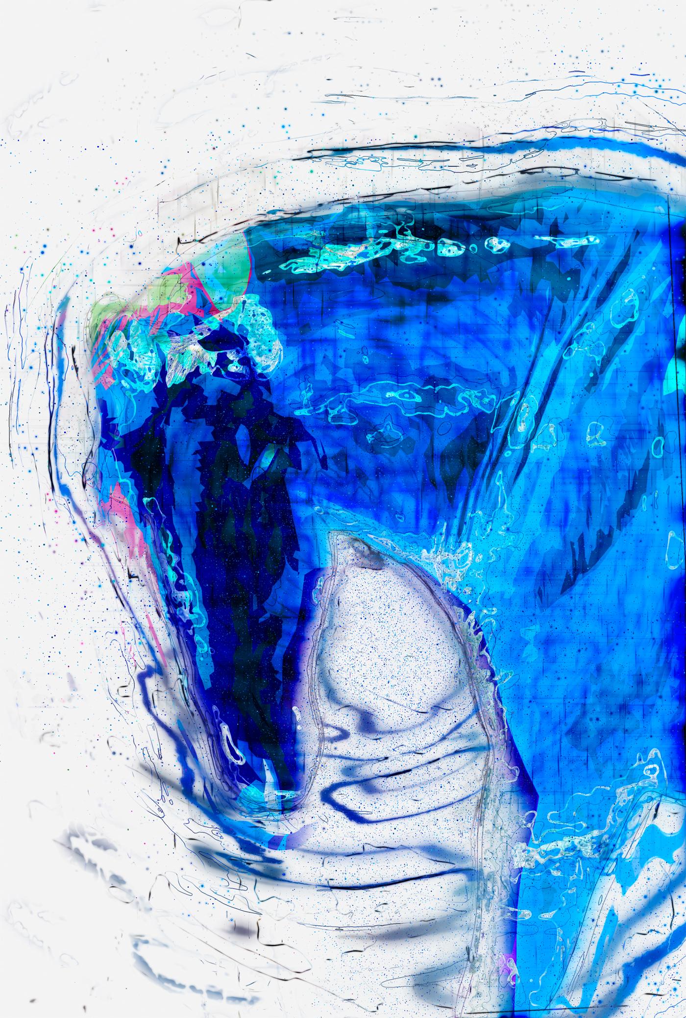 Middleburg Horses 5205 Blue
