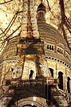 Paris at Night   0493 Illuminated