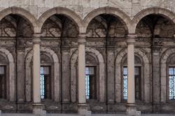 Citadel Arches   Cairo Egypt 9979