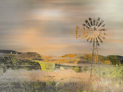 Windmill Orange 0959