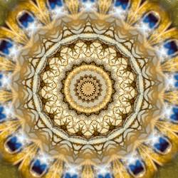 kaleidoscope gold 1772