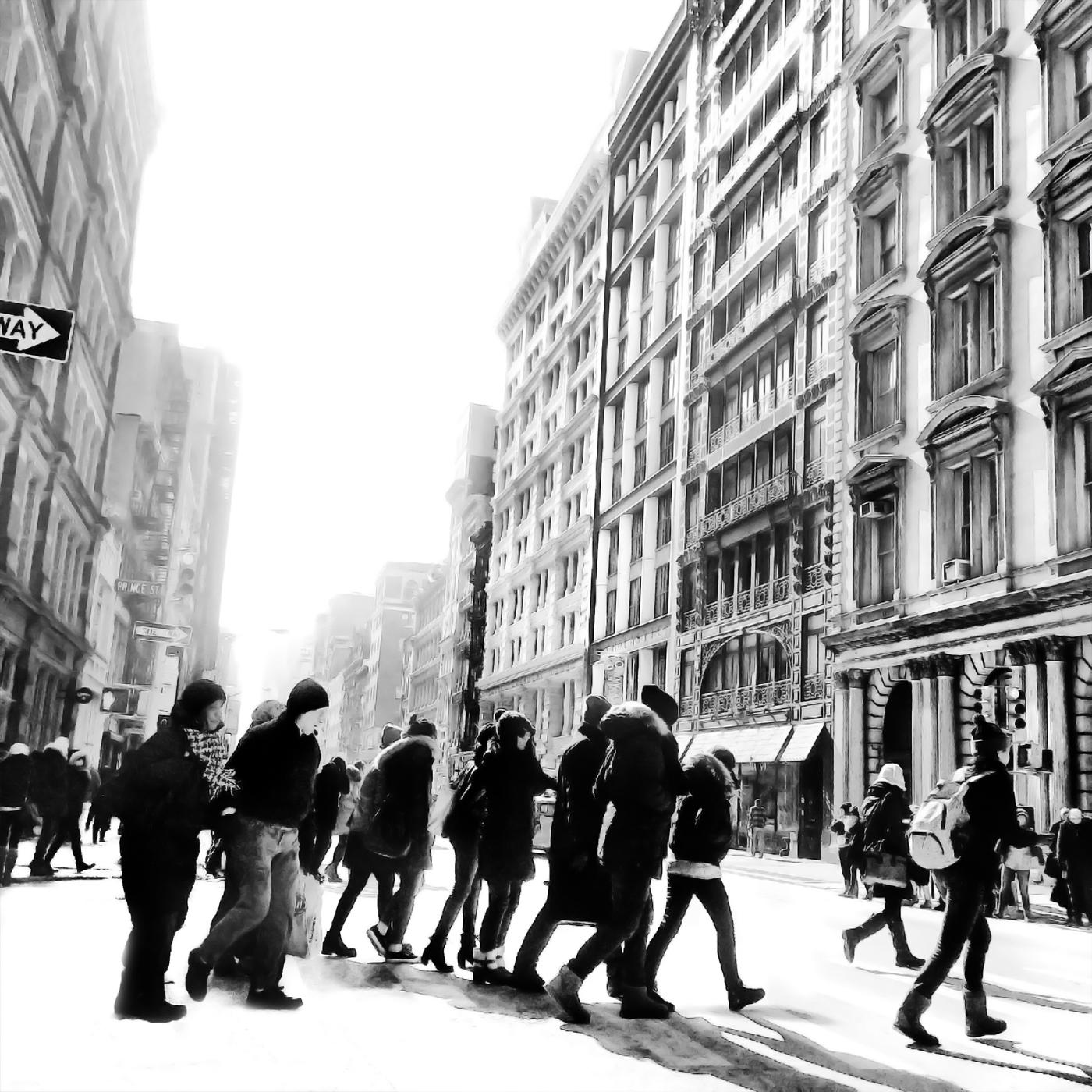 Manhattan Blizzard