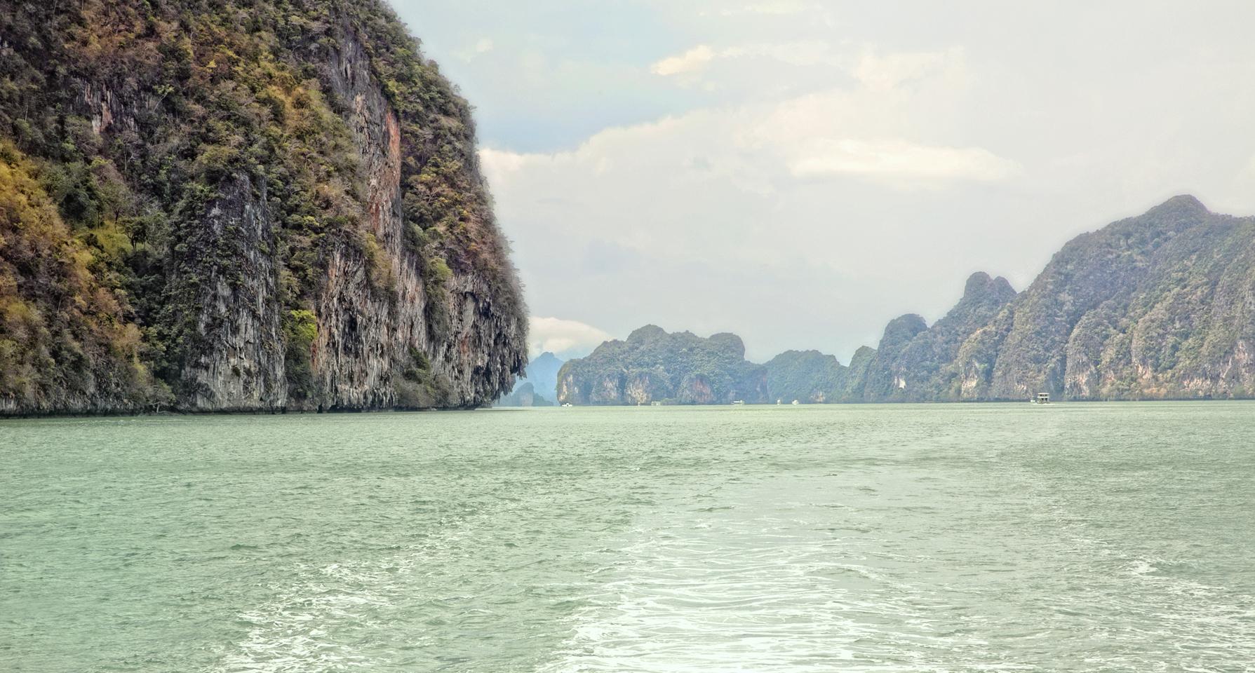 James Bond Isl Phuket Thailand 3516