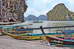 James Bond Isl Phuket Thailand 3386