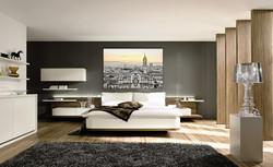 Milan Sunset Photo Wall Art