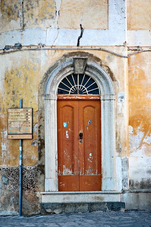 Orange Door | Rome Italy 782