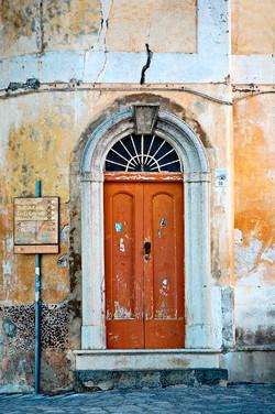 Orange Door   Rome Italy 782
