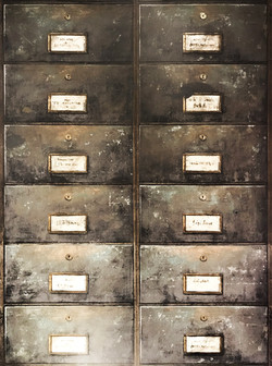 Mail Boxes 1534