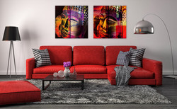 Color Buddha 4663 interior