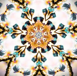 Cherry Blossom Kaleidoscope B-4