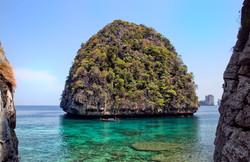 James Bond Isl Phuket Thailand 3608