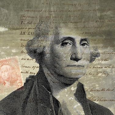 George Washington + letetr