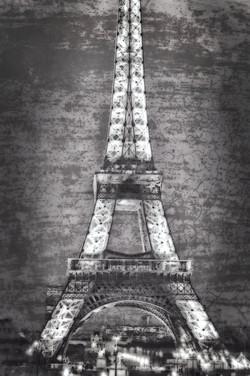 Eifel Tower Paris France DSC_0451