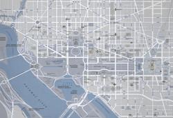DC Map - Landmarks