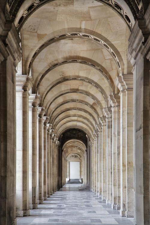 Arches | Paris France 1590
