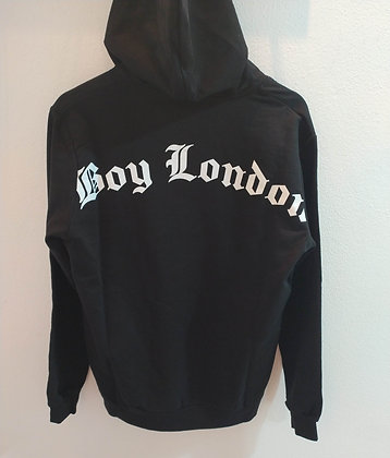 FELPA BOY LONDON - BLU7014