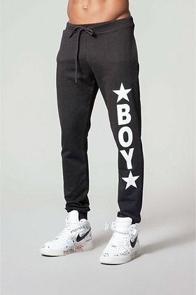 PANTALONI REGULAR BOY LONDON - BLU6709