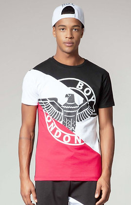 T-SHIRT REGULAR BOY LONDON - BLU6557
