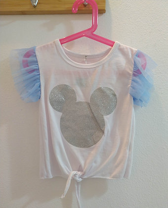 T-SHIRT MINNIE TULLE