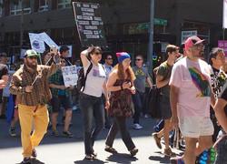 BiNet Seattle & SBWN _ Solidarity Pride March 2017 - photos by Elizabeth Macios Cusimano (8)