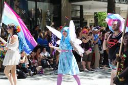Seattle Bi Women's Network & BiNet Pride Parade 2017 (2)