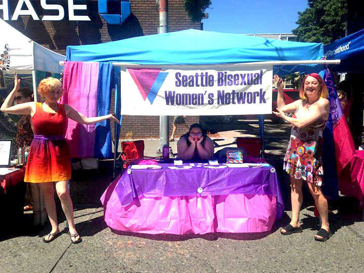 SBWN Booth _ Capitol Hill PrideFest 2017 -photos by Dee Dee