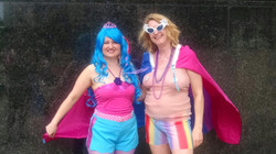 Pride 2015 Dee Dee & Amy