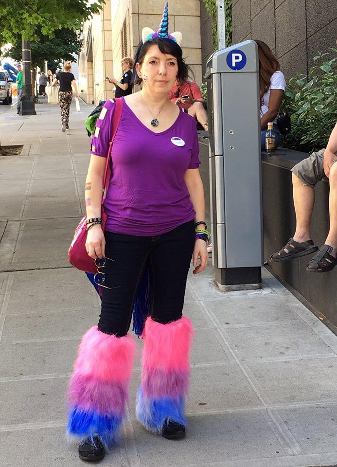 Seattle Bi Women's Network & BiNet Pride Parade 2017 (92)