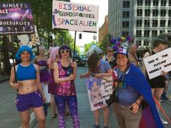 Seattle Bi Women's Network & BiNet Pride Parade 2017 (9)