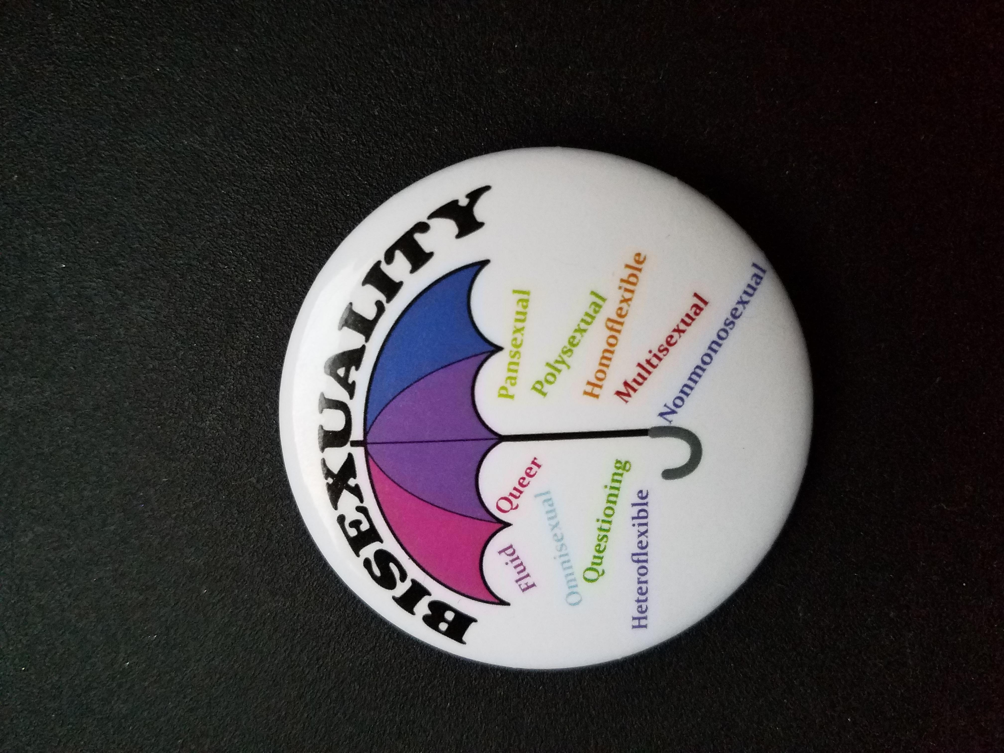 KSRF Bi Day Buttons