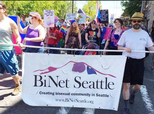BiNet Seattle & SBWN _ Solidarity Pride March 2017 - photos by Elizabeth Macios Cusimano (5)