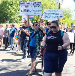 BiNet Seattle & SBWN _ Solidarity Pride March 2017 - photos by Elizabeth Macios Cusimano (2)
