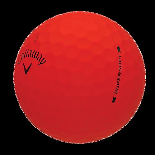 Callaway Supersoft Matte Golf Balls