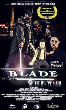 Official Blade of the Day Walker