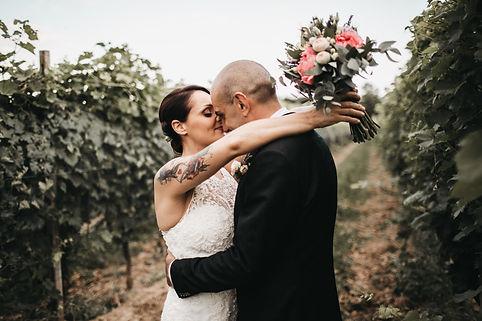 wedding in garda's lake