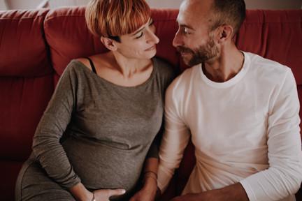 maternity session castelfidardo