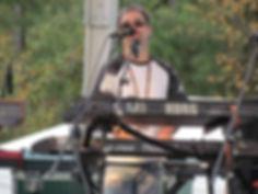Steely Matt Jones with Spirit Well in Columbia SC