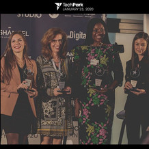 TechPark Davos • Women in Fintech Awards
