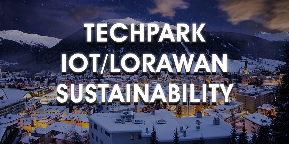 TechPark x IoT & Sustainability