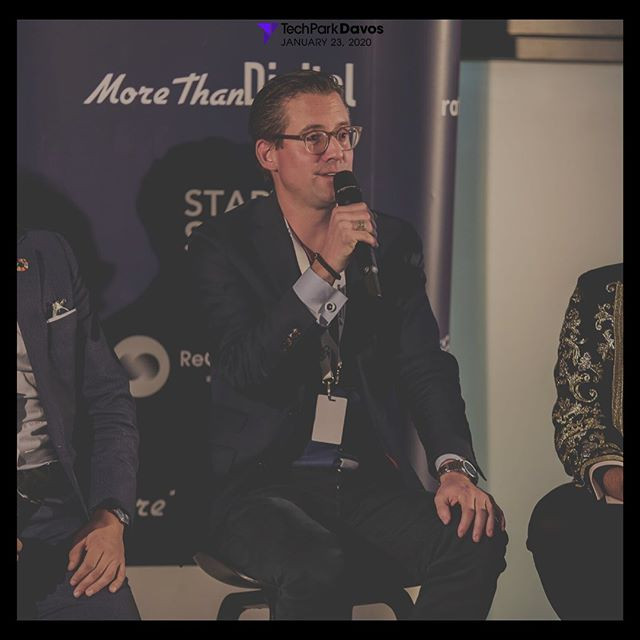 TechPark Davos • Marc P. Bernegger, Swis