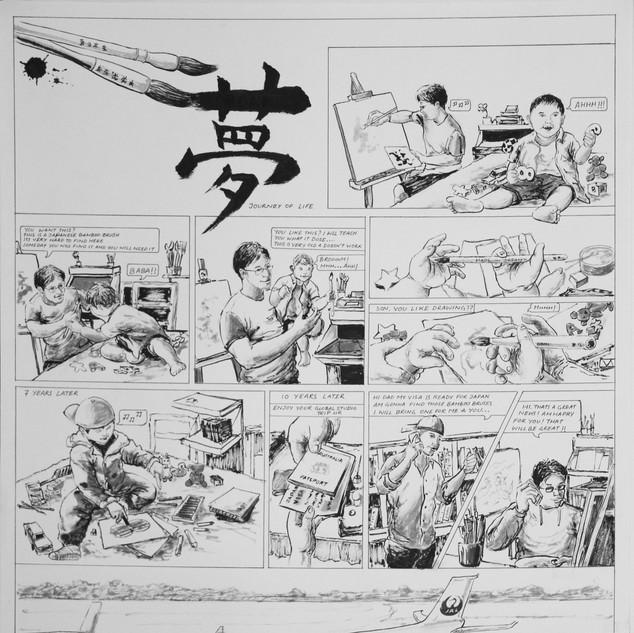 Graphic Novel (Part 1)
